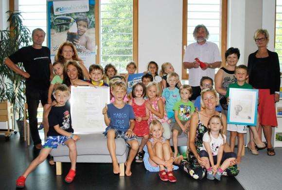 """Nachhaltige Pädagogik bei den """"Bunten Knöpfen"""""""