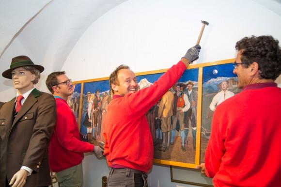 Kooperation des Landesmuseums im neuen Kärntner Heimatwerk, Foto: pixelpoint/Handler