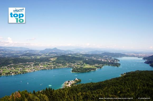 Der Turm hatte seit seiner Eröffnung im Jahre 1969 mehr als 6,3 Millionen Besucher angelockt, die von dort einen herrlichen Ausblick auf Kärntens Berge, Seen und Täler erleben konnten.