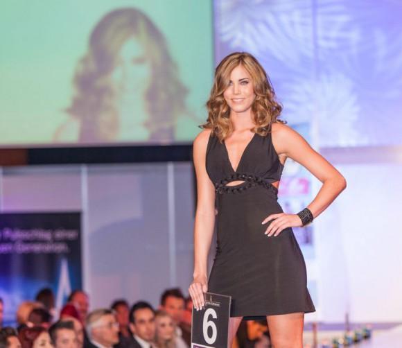 Die frisch gebackene Miss Kärnten 2013, Tanja Doppelreiter, wird nach einem kurzen Interview ab 20.30 Uhr als Glücksengerl vor Ort sein.