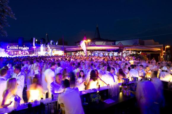Fest in Weiss . Foto: Kaernten.at/Gerdl Franz