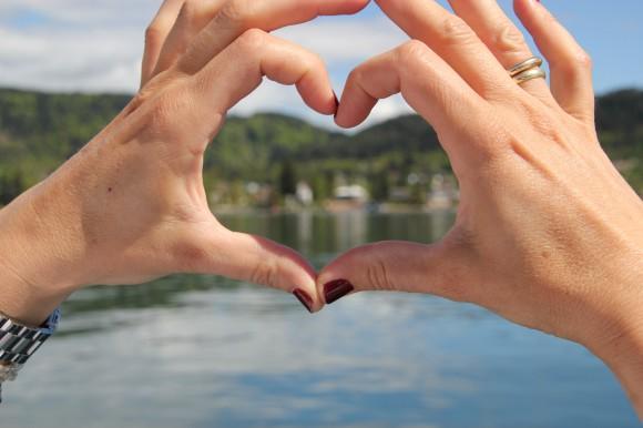 Eine Schifffahrt zur in den Hafen der Liebe?!