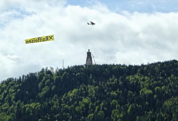Der Pyramidenkogel in Kärnten. Foto: pixelpoint