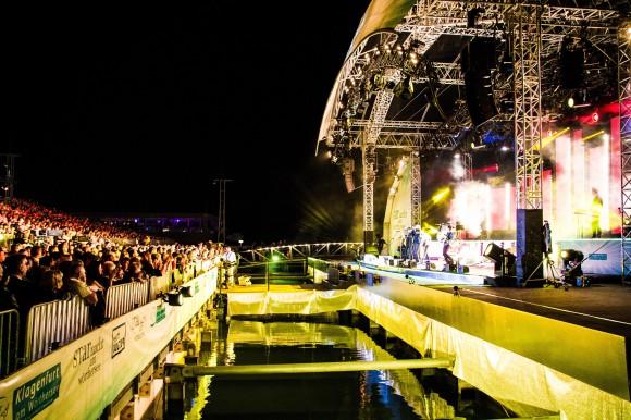 Starnacht auf der Seebühne. Foto: pixel.at