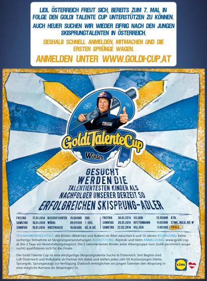 GOLDI TALENTE CUP