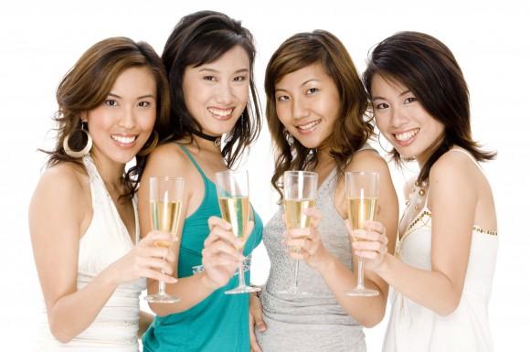 Jahr des Holz-Pferdes, Chinesische Gäste zu Gast im Casino. Foto: Casino Velden