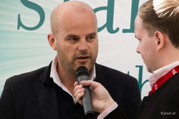 Freut sich auf das Jubiläum am Wörthersee: Martin Ramusch, ip media.