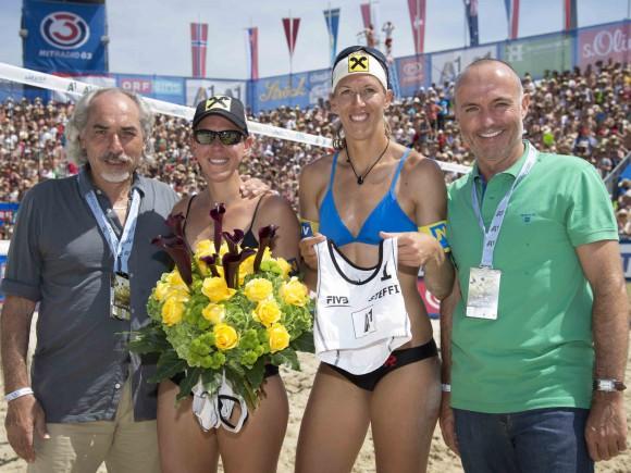 A1 Beach Volleyball Grand Slam 2014 ACTS - Studiohorst