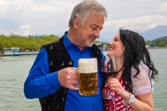 EU-Bauer und Stimmungskanone Manfred Tisal wird wieder gekonnt durch das Programm führen. Foto: pixel.at