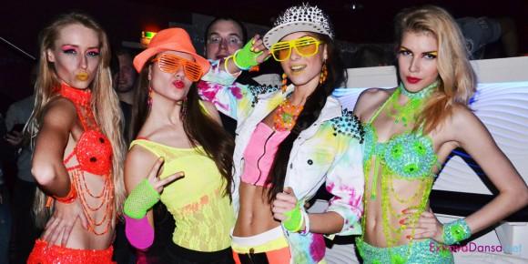 Tänzerinnen von ExtravaDansa