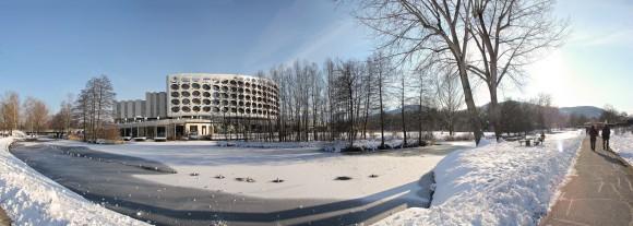 Beim Seepark Hotel  ist auch die GIG Bar beheimatet. Foto: pixelpoint