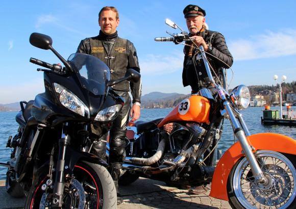 Ende Mai steigen die Velden Bike Days rund um den Wörthersee. Das Spektakel mit Livemusik und Biker-Specials wird sich am Casinoplatz in Velden abspielen. Foto: Manuel Politzky