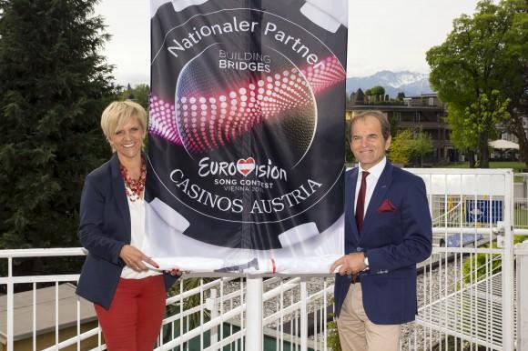 Casinos. Nationaler ESC Partner. Foto ORF Schumann