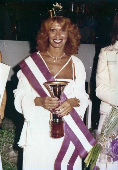 Jeannine Schiller. Miss Velden 1979.  Heute Botschafterin für Kinder in Not