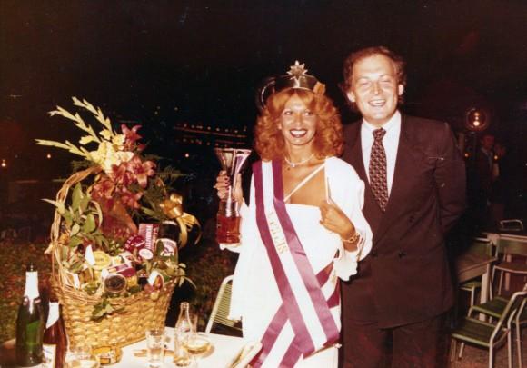 Jeannine Schiller. Miss Velden 1979.