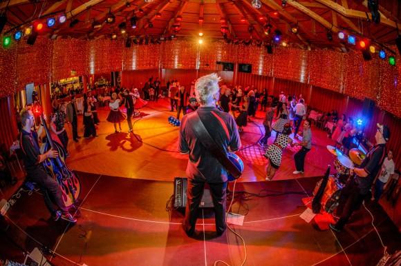 Race Cats LIVE beim Rock'n'Boogie Festival 2015. Foto: Thomas Hude