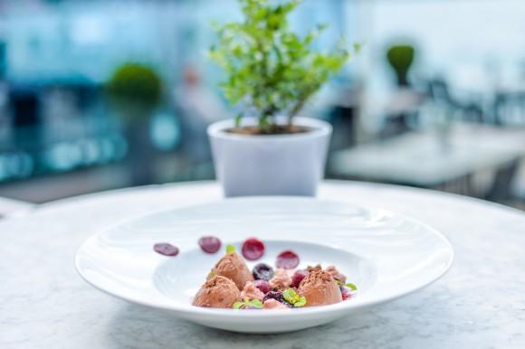 Besuch im Restaurant Jilly Beach in Pörtschach. Wir werden kulinarisch verwöhnt. Foto: pixelpoint/Zangerle