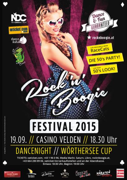 Rock'n'Boogie Festival 2015