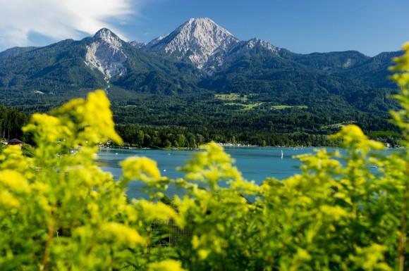 Wunderschön: Eine Tour rund um den Faaker See. Foto: Kaernten.at/Zupanc