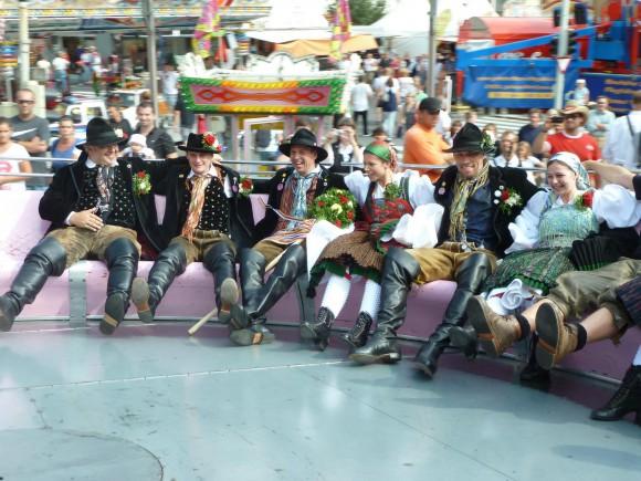 Der Villacher Kirchtag ist mit rund 400.000 Besuchern in sieben Tagen Österreichs größtes Brauchtumsfest. Foto: www.facebook.com/kirchtag