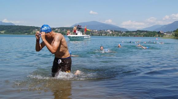 Kärntner Aquathlon Schulmeisterschaften in Finkenstein am Faakersee