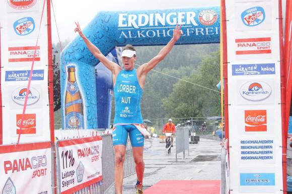 Christoph Lorber gewinnt in 1:32:19.